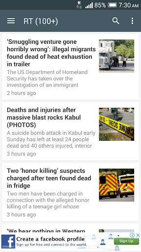 World News  screenshots 6