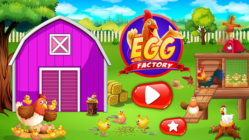 Eggs Factory: Poultry Chicken Farming Business apkdomains screenshots 1