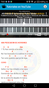 Hymnal with Chords - TBBAI