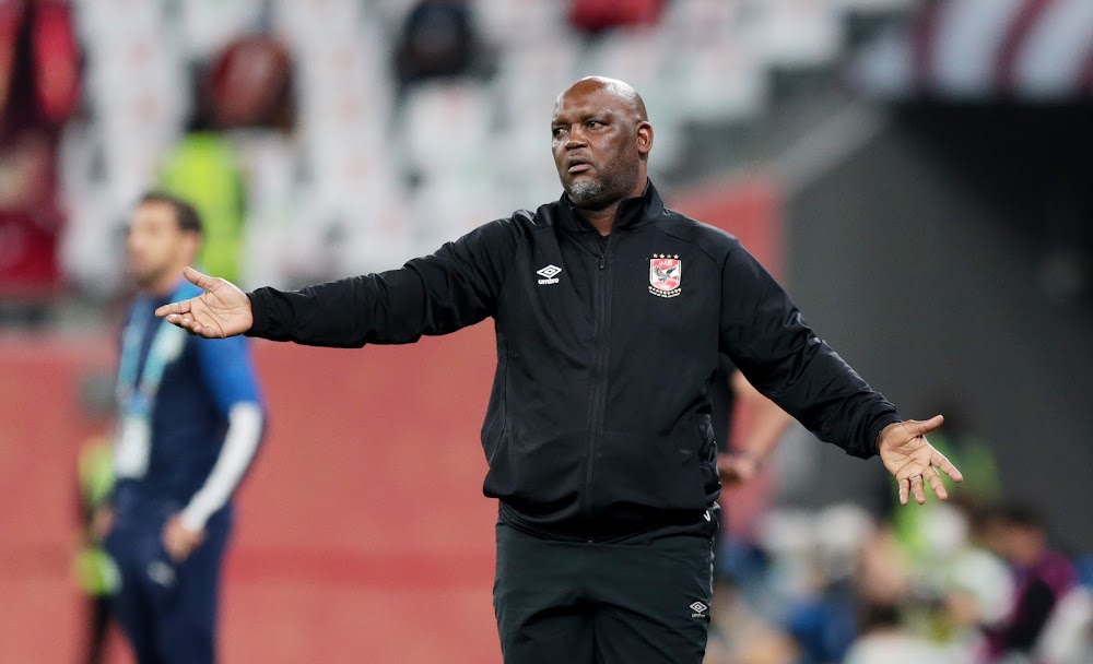 Pitso Mosimane suffers his first defeat in Egypt as coach of Al Ahly - SowetanLIVE