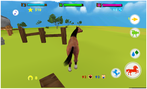 馬シミュレータ - 3Dゲーム