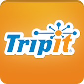 TripIt Travel Organizer 広告あり