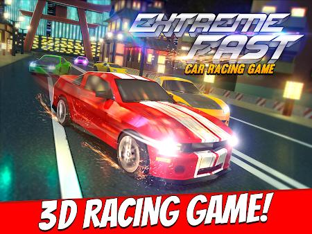 Extreme Fast Car Racing Game 1.6.1 screenshot 480520