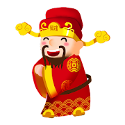 2020 Chinese New Year CNY Stickers For WhatsApp