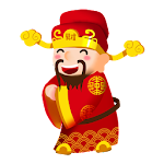 2020 Chinese New Year CNY Stickers For WhatsApp 2.0