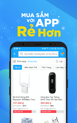 Tiki Shopping & Fast Shipping 4.50.1 screenshots 3
