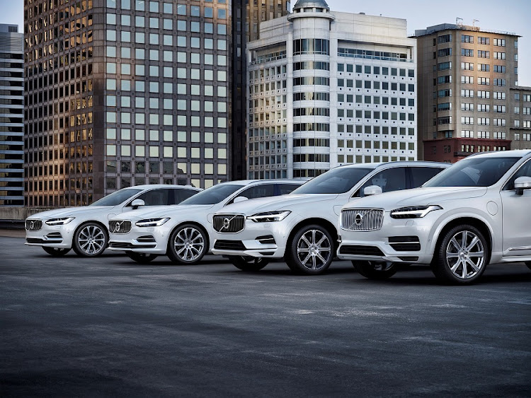 Ultimately Volvo will roll out its new subscription plan to all its vehicles. Picture: QUICKPIC