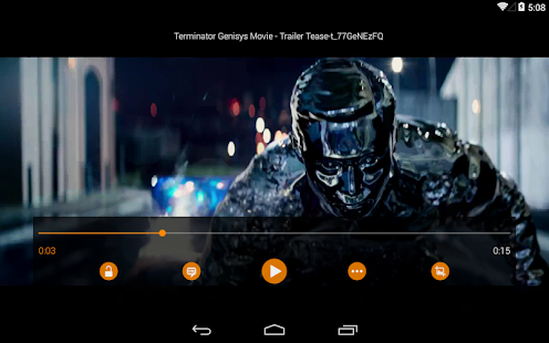 App VLC for Android APK for Windows Phone