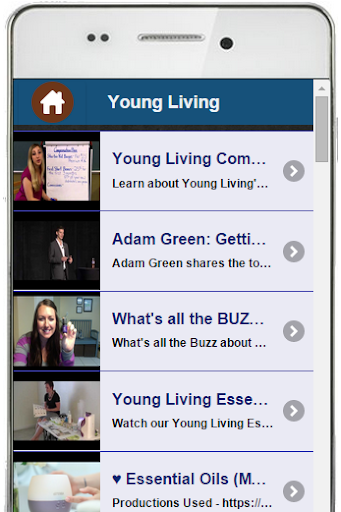 Young Living MLM Training App
