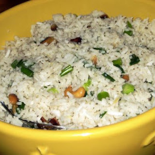Kate's Coconut-Cashew Basmati Rice Salad