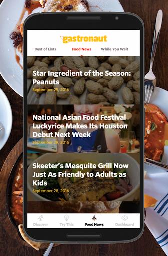 玩免費遊戲APP|下載Gastronaut Houston app不用錢|硬是要APP