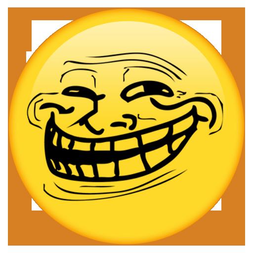 Rage Face Emoji Sticker For WhatsApp (app)