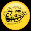 Rage Face Emoji Sticker For WhatsApp
