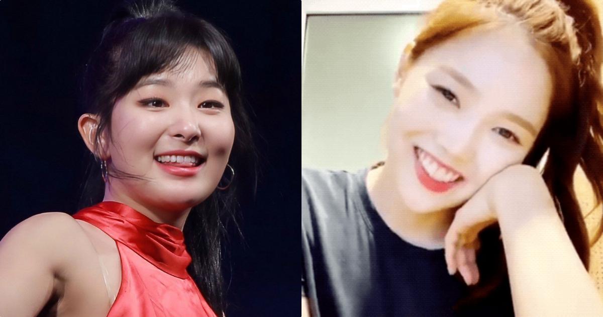 hyojung seulgi feature