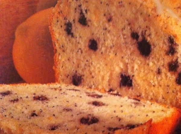 Lemon Blueberry Poppy Seed Bread