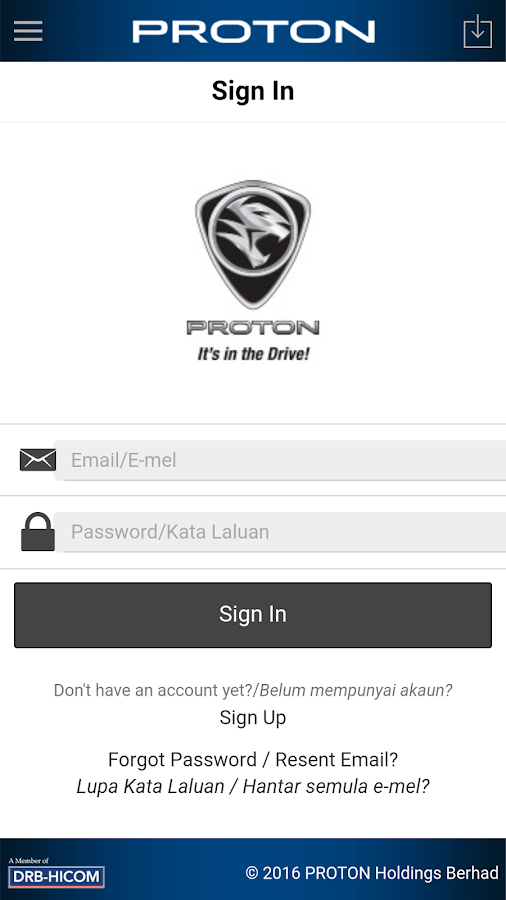MyProton Official- screenshot