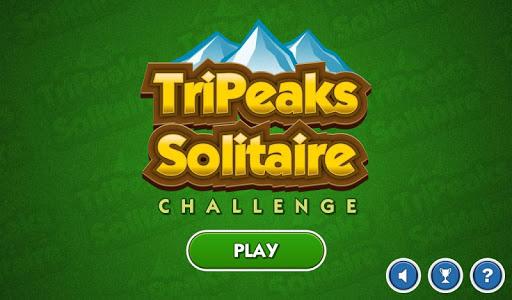 TriPeaks Solitaire Challenge painmod.com screenshots 12