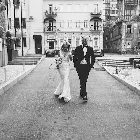 Wedding photographer Viktoriya Kolesnik (viktoriika). Photo of 03.11.2017