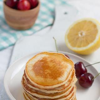 Lemon Pancakes.
