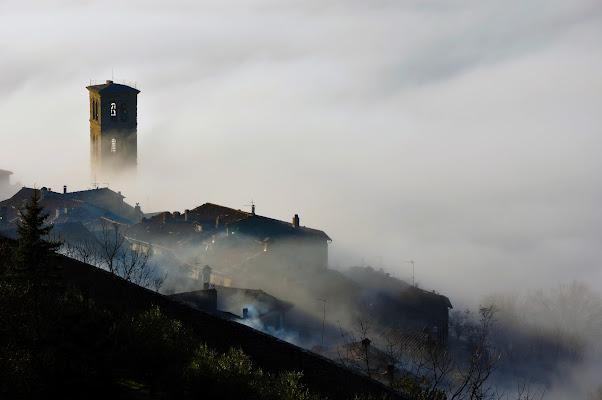 Il risveglio del Borgo di #giannigalliphoto