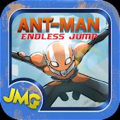 Ant Boy Endless Jump