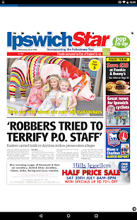 Ipswich Star- screenshot thumbnail