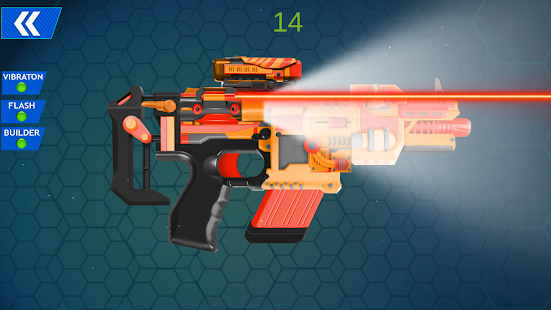 Dětské pistole - Gun Sim VOL 2 - náhled