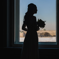 Wedding photographer Aleksandra Krasnozhen (alexkrasnozhen). Photo of 01.04.2018
