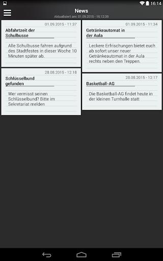 DSBmobile  screenshots 18