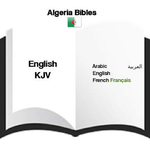 Algeria Bible App : العربية , Français, English - náhled