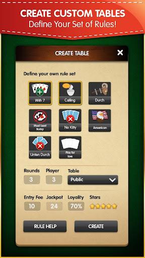 Pinochle (Free, no Ads) 1.0.18 screenshots 4