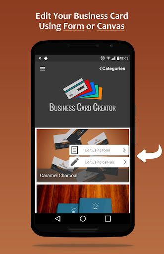 Custom Card Template business card creator : Download BCC (Business Card Creator) for PC