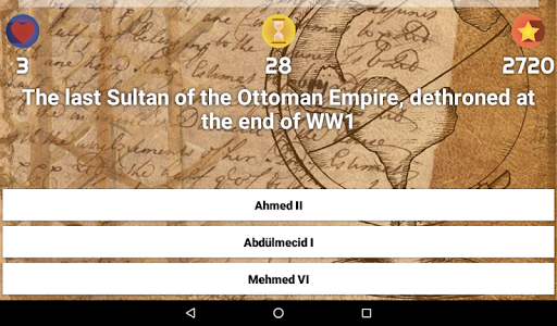 History & Culture Trivia - Demo android2mod screenshots 15