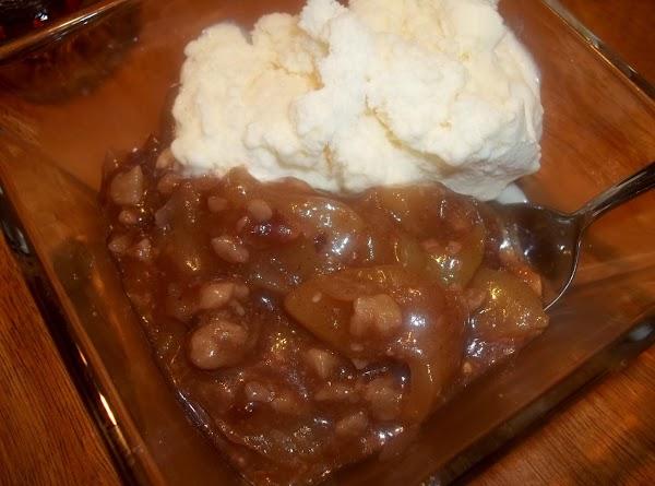 Apple / Walnut Casserole Recipe
