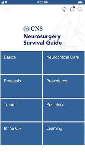 Survival Guide screenshot