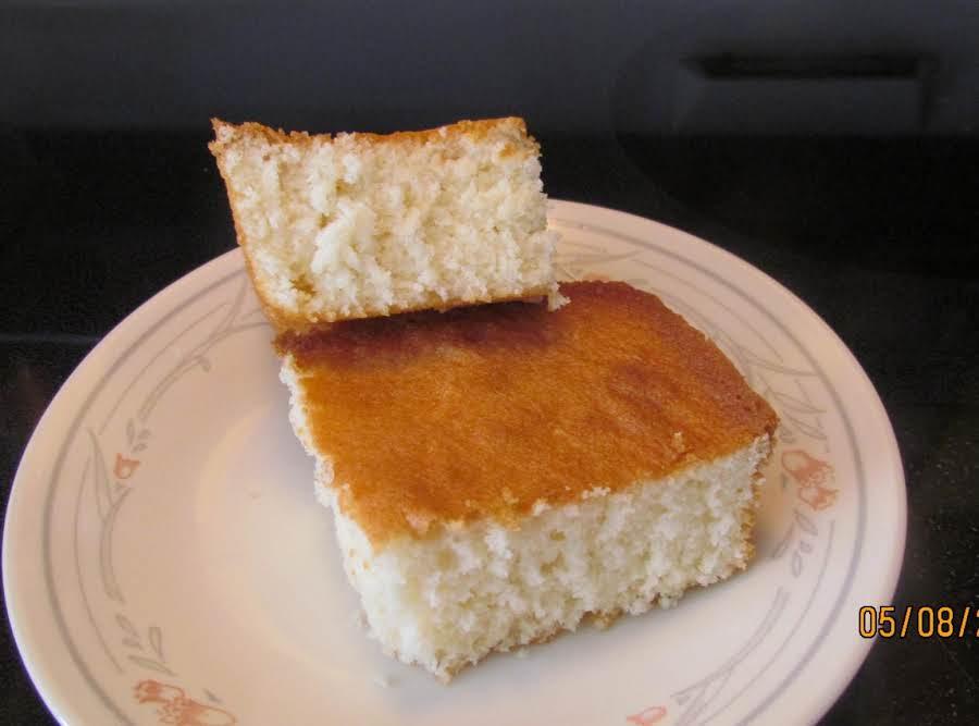 Homemade S Mores Cake Recipe: Bea's Homemade White Cake Recipe
