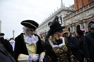 Photo: Venezia carnaval - Les sujets de photographie ne manquent pas, et mon fils Yohann a pris des dizaines de photos avec son compact.