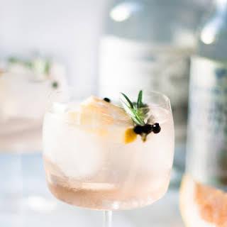 Elderflower Spanish Gin & Tonics.