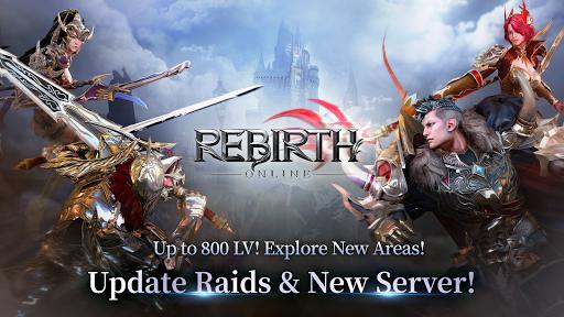 Rebirth Online 1.00.0160 screenshots 9