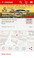 Screenshot of la Feltrinelli mobile