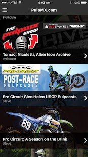 PulpMX- screenshot thumbnail
