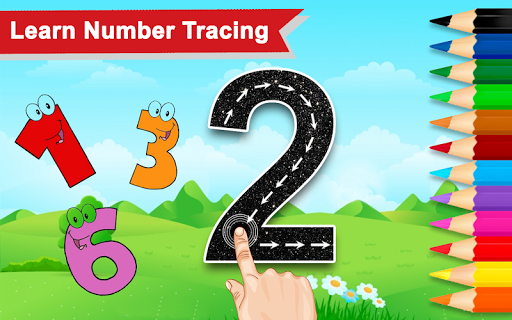 Preschool Kids ABC Tracing & Phonics Learning Game cheat hacks