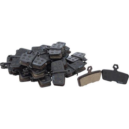 SRAM Code, Code RSC, Code R, Guide RE Organic Disc Brake Pad, Steel Back, 20 Pair