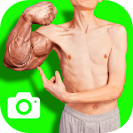 Gym Body Photo Editor - Six Pack Camera Stickers 1.3