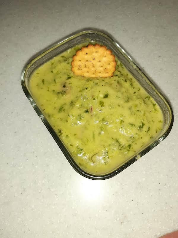 Greek Parsley Salad, Dip/ Spread