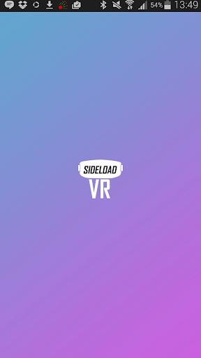 SideloadVR for GearVR