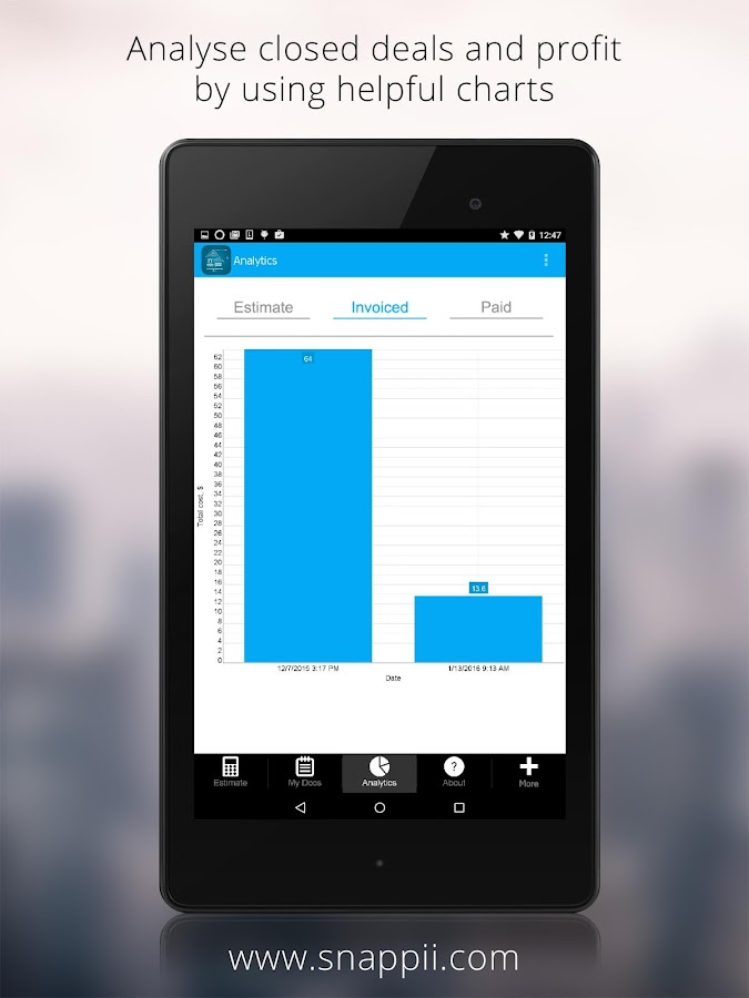 Project Proposal - Construction Forms for Contractors Mobile App