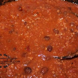 Crock Pot Bear Chili
