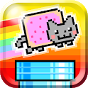 Flappy Nyan Cat: The flying - talking cat pet icon