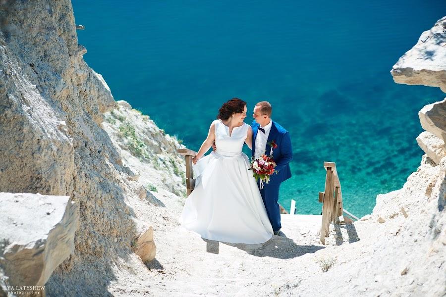 Wedding photographer Ilya Latyshev (iLatyshew). Photo of 01.06.2017